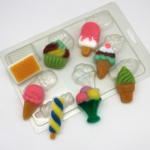 Пластиковая форма Мороженки МИНИ