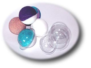 Пластиковая форма Сфера малая 45 мм