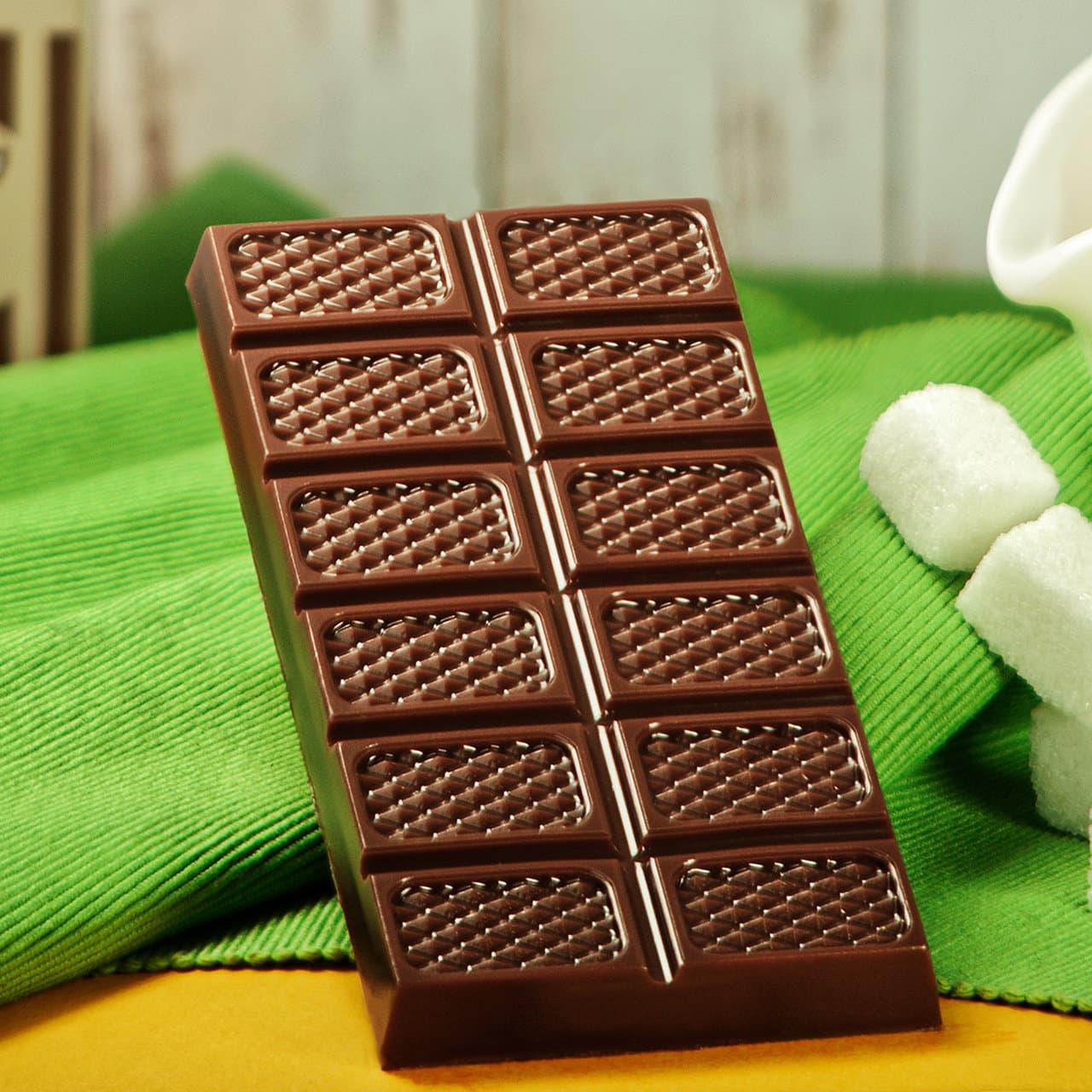 Пластиковая форма Оригинальный шоколад
