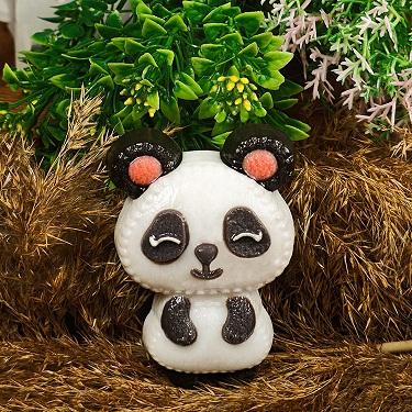 Пластиковая форма Панда