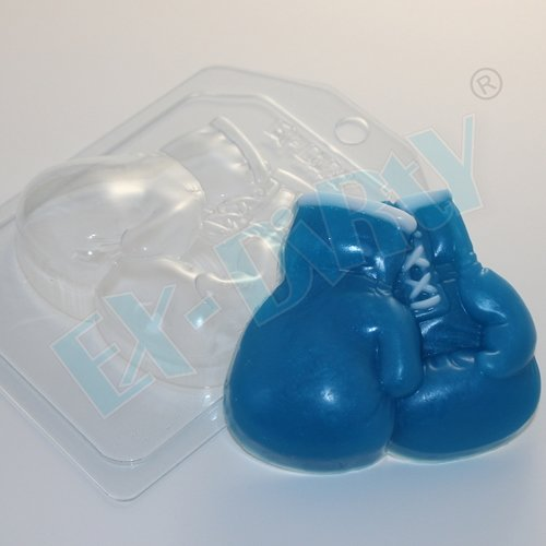 Пластиковая форма Боксерские перчатки