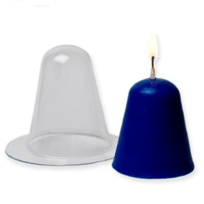 Пластиковая форма для свечей Конус