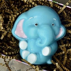 Пластиковая форма Слоненок