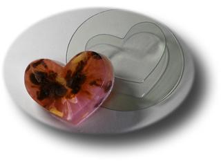 Пластиковая форма Сердечко
