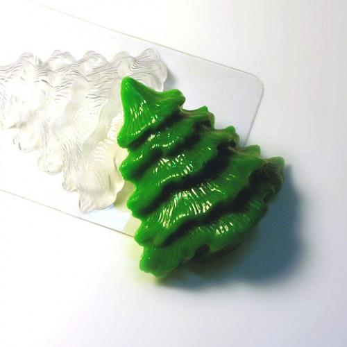 Пластиковая форма Маленькая елочка