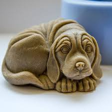 Силиконовая форма Собака