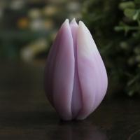 Силиконовая форма 3 формы Бутон тюльпана классический