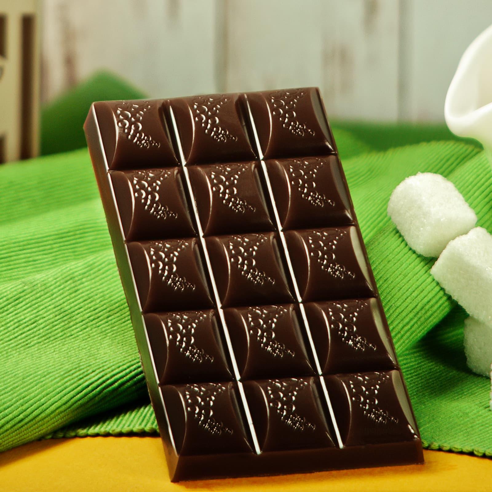 Пластиковая форма Воздушный шоколад