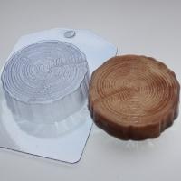 Пластиковая форма Пенек