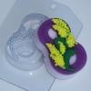 Пластиковая форма 8 Марта / мимоза