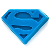Пластиковая форма Супермен