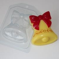 Пластиковая форма Колокольчик
