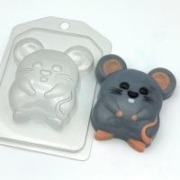 Пластиковая форма Мышь-полевка