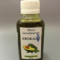 Масло авокадо, нерафинированное. 100 мл