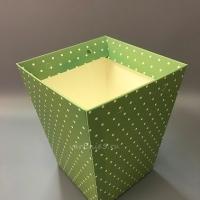 КАШПО_трапеция картон (зел. гор.) №6