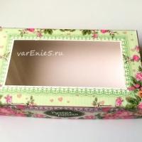 Коробка для мыла Цветочная большая