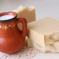 Мыло с нуля Топленые сливки