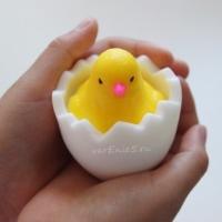 Готовое мыло Яйцо с цыпленком