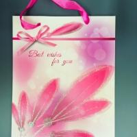 Пакет подарочный  Перо
