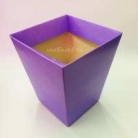 КАШПО картон (фиолетовое)