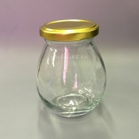 баночка стекло, 230 мл