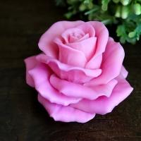 Силиконовая форма роза Примадонна