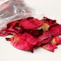 Лепестки розы (сухоцвет), 10г