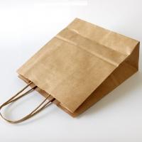 Пакет крафт с крученой ручкой (малый) , 1 шт