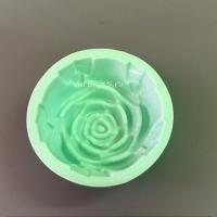 Силиконовая форма Роза 2D , 1 шт