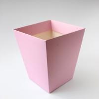 КАШПО_ трапеция картон (нежно розовый)