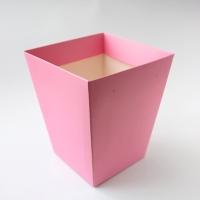 КАШПО_ трапеция картон (розовое)