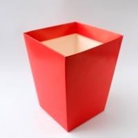 КАШПО_ трапеция картон (красное)