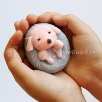 Готовое мыло Ежонок
