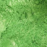 Пигмент перламутровый зеленый, 10г