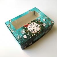 Коробка с окошком Куранты