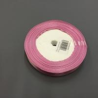 Лента атласная, цвет розово-сиреневый, 12 мм (20м)