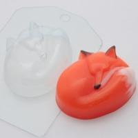 Пластиковая форма Лиса клубочком