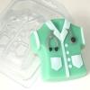 Пластиковая форма Халат медицинский