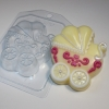 Пластиковая форма Коляска