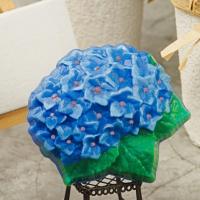 Пластиковая форма Гортензия