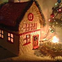 Отдушка Рождественский домик 10г