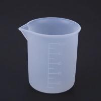 Силиконовый мерный стаканчик 100 мл