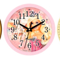 Водорастворимые картинки часы детские_кожаный браслет