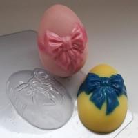 Пластиковая форма Яйцо/бант