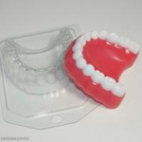 Пластиковая форма  Челюсть