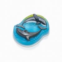 Пластиковая форма Дельфины