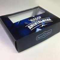 Коробка с окошком Набор джентельмена