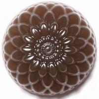 50г. Пигмент косметический Горький шоколад.