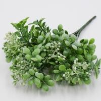Куст карриса, белые цветы