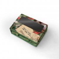 Коробка с окошком Один в поле воин